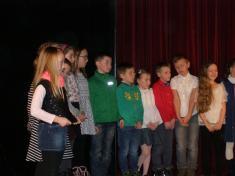 Okrskové kolo recitační soutěže