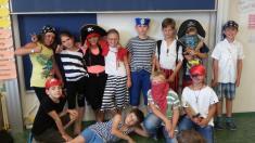 Pirátský den - 3. třída