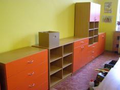 Nový nábytek - 1. třída