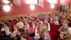 Loutkové divadlo - 5. třída