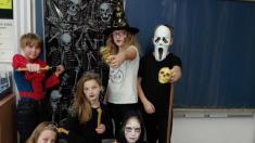 Halloween - 5. třída