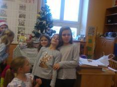 Vánoční nadílka - 3. třída