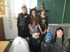 Čarování ve 3. a 5. třídě