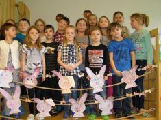 Recitační soutěž - školní kolo