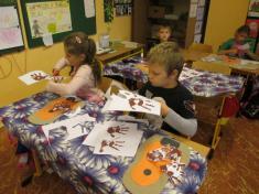 Podzimní tvoření - 2. třída