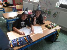 Čarodějnická škola