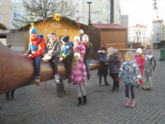 Výstava betlémů, vánoční koncert, vánoční trhy v Opavě