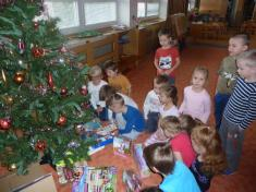 Vánoční nadílka