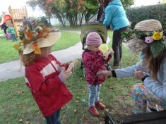 Podzimní zahradní slavnost
