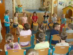 Předškoláci - návštěva školy
