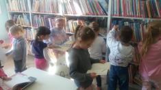 Návštěva knihovny