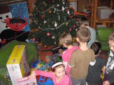 Vánoční dílny a nadílka