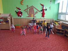 Cvičíme se Sokolíkem - II. třída