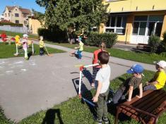 Hrajeme si na zahradě - II. třída