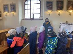 Návštěva kaple 3