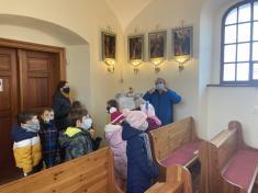 Návštěva kaple 11
