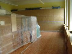 Rekonstrukce školy 2012